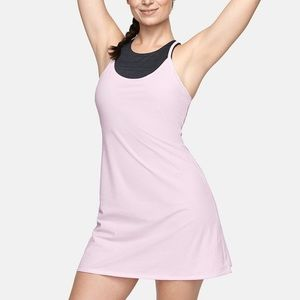Outdoor Voices Exercise Dress in Dahlia pink S NWT